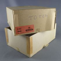 Elastolin - Indians - Empty box for 3 Totems ref 6800