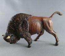 Elastolin - Indiens - Bison broutant
