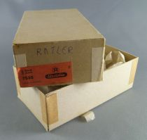 Elastolin - Karl May - Empty box for 3 Footed Rattler ref 7535