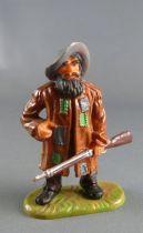 Elastolin - Karl May - Piéton Sam Hawkens (réf 7532)