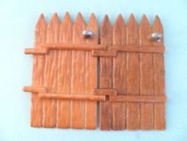Elastolin - Middle age - Accessories - Camp Fences x 5 (ref 9883)