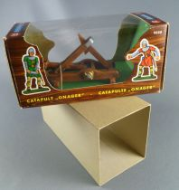 Elastolin - Middle age - Accessories - Catapult (small size) mint in box (ref 9888)