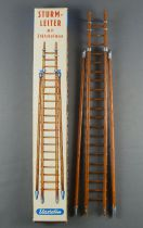 Elastolin - Middle age - Accessories - Scaling-Ladder (mint in box) (ref  9887)
