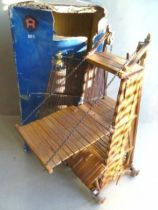 Elastolin - Middle age - Accessories - Siege Tower (ref  9885)