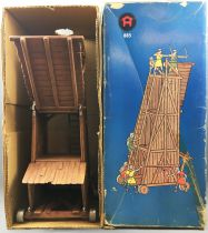 Elastolin - Middle age - Accessories - Siege tower mint in box  (ref 9885)