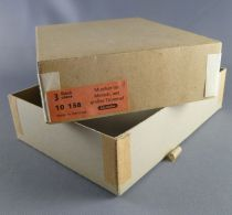 Elastolin - WW2 - Germans - Empty box for 5 marching major drum ref 10 158