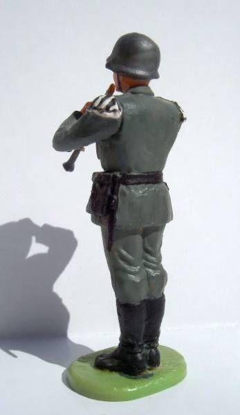 Elastolin - WW2 - Germans - Fanfare flute (ref 10254)