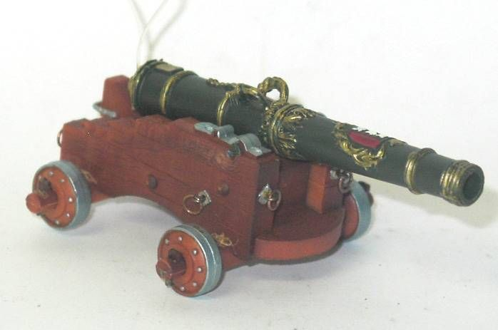 Elastolin - XIV / XVIII century - marine gun mint in box (ref 9812)