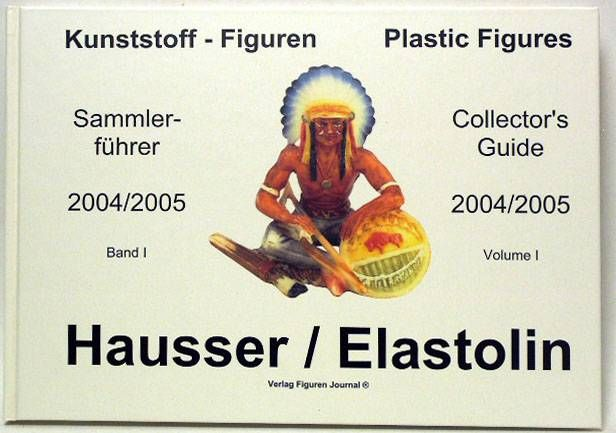 Elastolin Collector\'s guide book