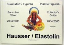 Elastolin Collector\\\'s guide book