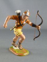 Elastolin Preiser - Romains - Piéton archer courant (réf  8430)