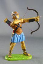 Elastolin Preiser - Romains - Piéton archer tirant (réf  8431)