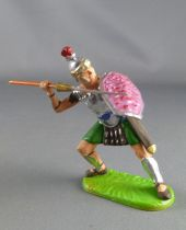 Elastolin Preiser - Romans - Footed fighting defending pilum (ref 8422)