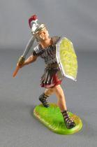 Elastolin Preiser - Romans - Footed fighting throwing pilum (ref 8421)