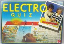 Electro Quiz - Jeu de Plateau - Jumbo 1988