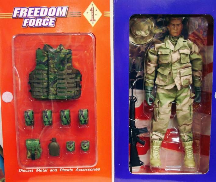 Elite Force - Freedom Force US Marine Corps