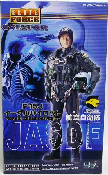 Elite Force - JASDF F-15J Eagle Pilot