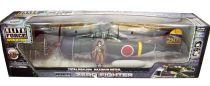 Elite Force - WWII Zero Fighter (w/pilot) 1:18 Scale