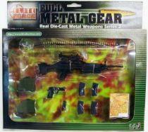 Elite Force Full Metal Gear - Real Die- Cast Metal Weapons Series 2 set B