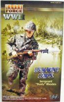 Elite Force WWII - US Marine Corps - Sergeant Dusty Rhodes
