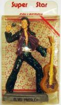 Elvis Presley - Daviland - painted statue