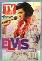 Elvis Presley - TV Guide Special Holigram Covers #2 (Bloc Note) 01