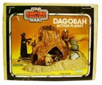 Empire strikes back 1980 - Dagobah Playset (Loose with Box)