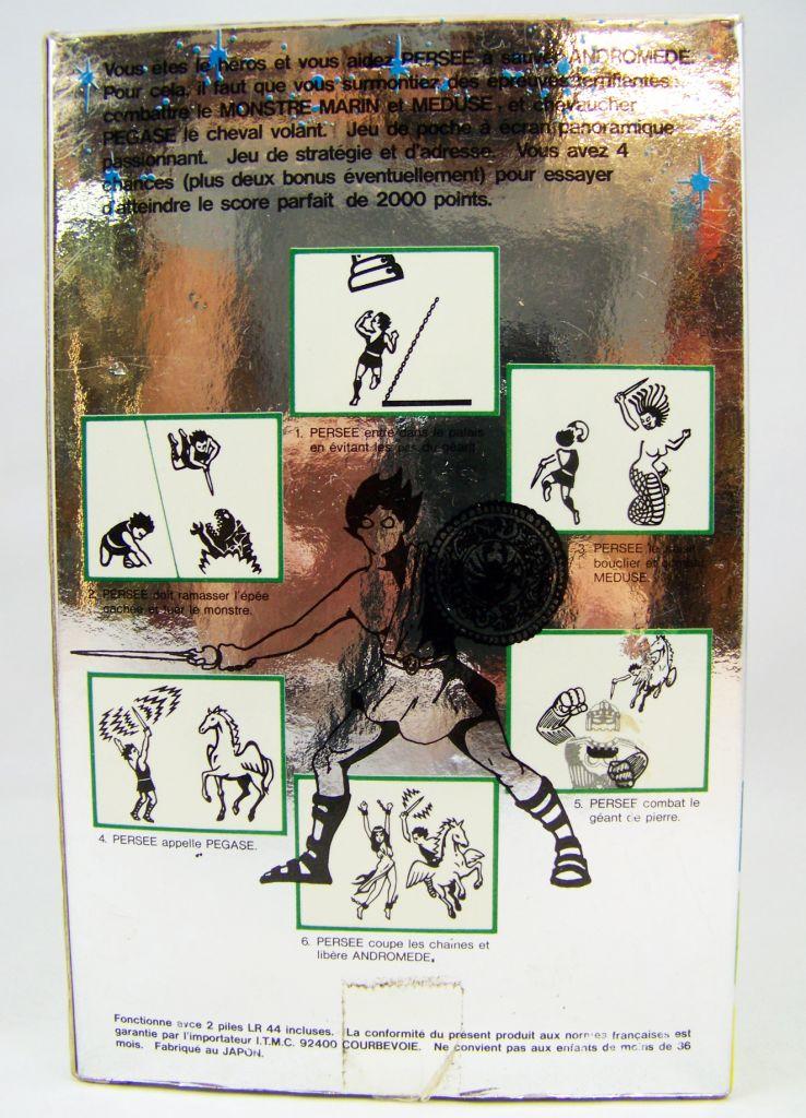 Epoch (ITMC) - Handheld Game Panorama Size - Le Héros Grec (en boite) 02