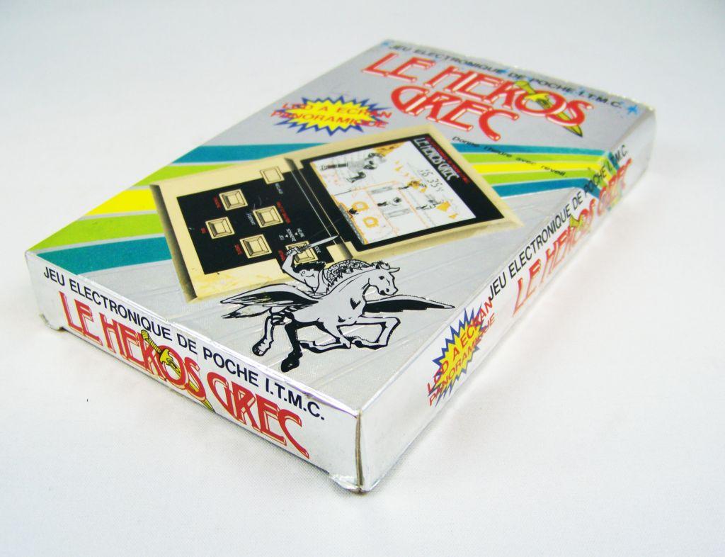 Epoch (ITMC) - Handheld Game Panorama Size - Le Héros Grec (en boite) 03