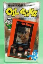 Epoch (ITMC) - Handheld Game Panorama Size - Oil Gang (loose with box)