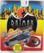 ERTL - Batman Série animée - Hélicoptère de police de Gotham City