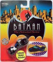 ERTL - Batman The Animated Series - Batcycle