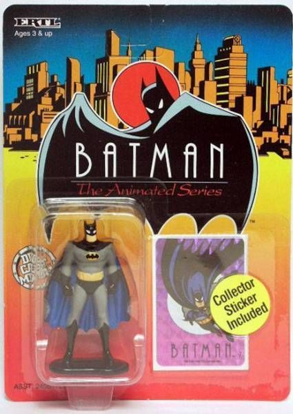 ERTL - Batman The Animated Series - Batman (standing)