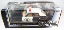 ERTL Collectibles American 1974 Dodge Monaco California Highway Patrol 1/18ème (Diecast Metal)