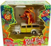 ERTL Racing Champions - Rat Fink Mod Rods (red)