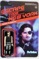Escape from New York 1997 - ReAction Figure - Snake Plissken (version 2)