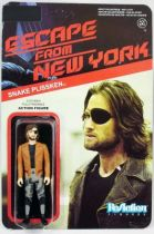 Escape from New York 1997 - ReAction Figure - Snake Plissken (version 1)