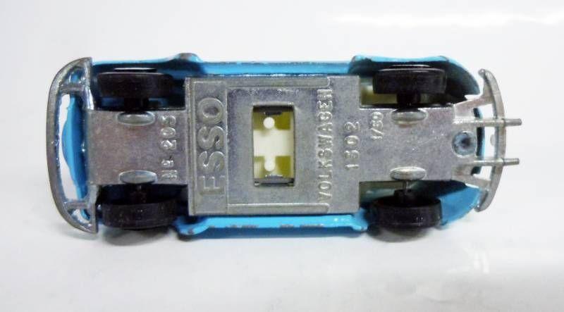 Esso - Volswagen 1302 Majorette n°203