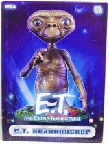 E.T. - Headknocker statue - NECA
