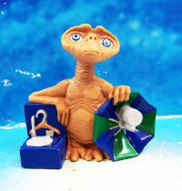 E.T. - Universal Studios 2002 - Figurine PVC - E.T. envoi un message