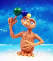 E.T. - Universal Studios 2002 - PVC Figure - Telekinetic E.T
