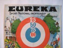 Eureka - Target for Dart Pistol gun by Poulbot