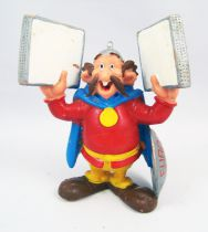 Eurocoustic / Ecomax - Promotional PVC Figure - Dargaud Editions (Asterix)