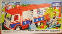 Evel Knievel\'s Scramble Van - Ideal