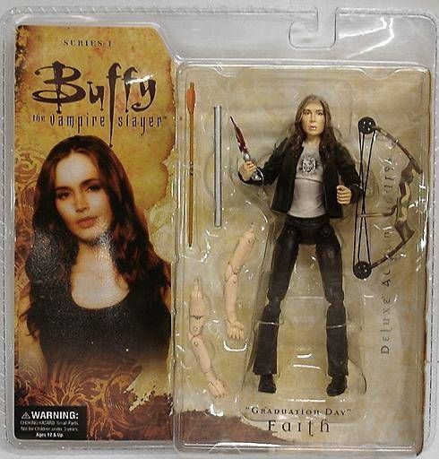 Faith - Graduation Day - Diamond action figure (mint on card)