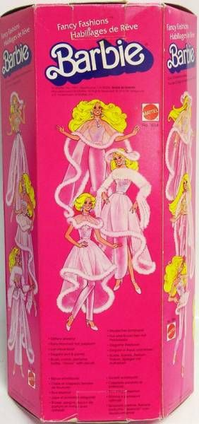 Fancy Fashions Barbie - Mattel 1981 (ref.3554)