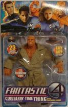 Fantastic Four The Movie - Clobberin\' Time Thing