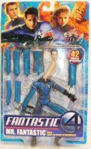 Fantastic Four The Movie - Mr. Fantastic (with snap-on bendy attachments)