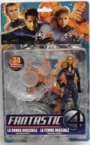 Fantastic Four The Movie - Power Blast Invisible Woman \'\'plain\'\'