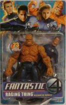 Fantastic Four The Movie - Raging Thing